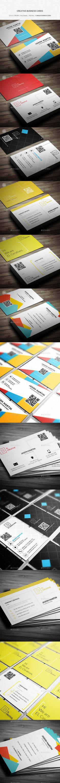 Bundle - Corporate Business Cards - B38 - Creative Business Cards