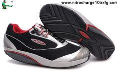 Buy 2013 New MBT Kimondo Shoes Black Silver Casual shoes Shop