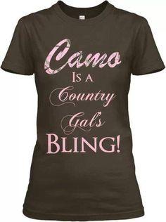 Country girl bling