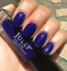 Julep Char - $5 Swatched on nail wheel SOLD KA