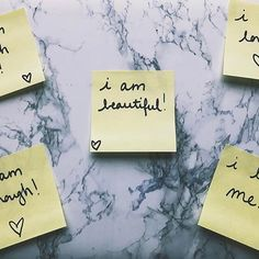"YOU ARE AMAZING! This month we are Sharing The Love - and you can't forget to share the love with yourself!!! Today, remind yourself of your amazing qualities. Write them down and look at them often 💜 ... ""Choose a better attitude toward yourself!"" -Joyce #showsomelove #positiveattitude #encouragement #youareworthit #repost @joycemeyer"