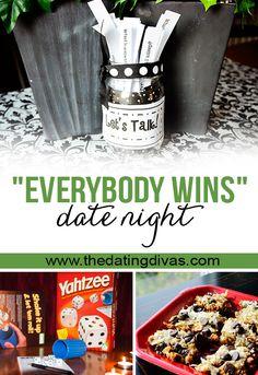 My Choice, Your Choice date night- everybody wins!