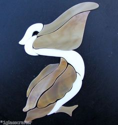 Pelican stained glass precut inlay kit. Selling on eBay or contact me directly rachellkratzer@aol.com