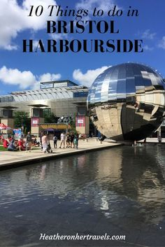 Read about 10 cool things to do in Bristol Harbourside, UK Europe Travel Tips, New Travel, Travel Guides, Family Travel, Places Around The World, Travel Around The World, Bristol Harbourside, Visit Bristol, Stuff To Do