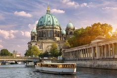11 Incredible European Cities That Are Incredibly Cheap To Visit - BERLIN, GERMANY.