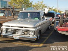 Related Pictures 1964 ford f100 pickup ideas the h a m b