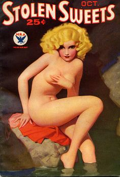 Enoch Bolles (1883 - 1976) famous and not so famous works. One of the best artists of this trend with the 20's, worked for magazines Film Fun, Screen Romances, Stolen Sweets, Gay Book, Judge, Titter, Cupid's Capers, Live Stories, Tattle Tales, Gay Parisienne,