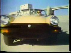 MG Midget 1978 TV commercial