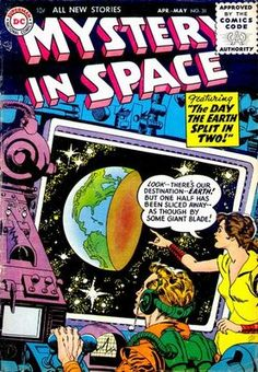 Mystery In Space ~ 50's