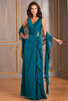Jade by Jasmine - J175007 - Mother of the Bride Dress