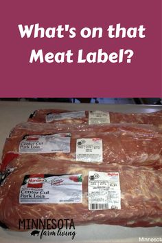 Many stores have sales on whole pork loins. But what do you do with pounds of pork? Here is a great tutorial on how to cut the pork loin into many cuts of pork such as roasts, pork strips, pork chops, etc. Pork Loun, Grilled Pork Loin, Pork Roast, Pork Loin On The Grill, Pork Loin Chops, Pork Tenderloin Recipes, Pork Recipes, Recipies, Pork Strips