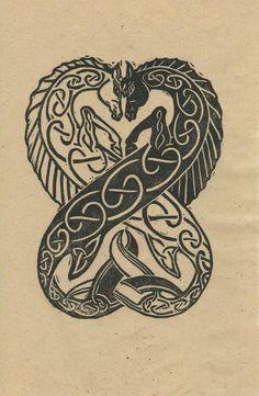 Hipocampos celtas ☺