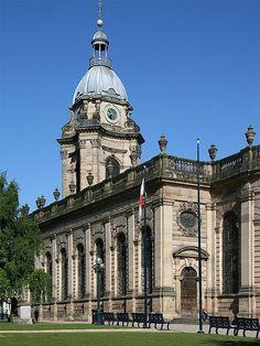St Philip's Cathedral, Birmingham, West Midlands