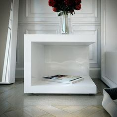 Noptiere cu personalitate / Nightstands with personality