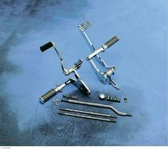Standard Forward Control Chrome - Harley Davidson FXR 84-94 - DS-243485 Review Buy Now