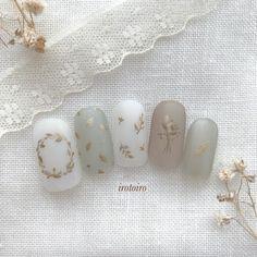french tip nails Korean Nail Art, Korean Nails, Nail Swag, Cute Nails, Pretty Nails, Nail Art Designs, Office Nails, Manicure, Hello Kitty Nails