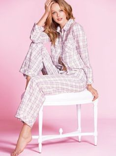 Victoria's Secret The Dreamer Flannel Pajama Set Pink Plaid M Victoria's Secret,http://www.amazon.com/dp/B00HY5VDLO/ref=cm_sw_r_pi_dp_Rmm3sb1CDTD58WWR