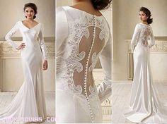 vestido novia de Bella en Amanecer