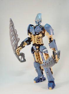 Bionicle Heroes, Lego Bionicle, Lego Bots, Lego Mechs, Hero Factory, Lego Design, Lego Projects, Lego Stuff, Cool Lego