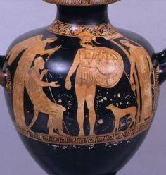 Greek warrior Greek Warrior, Vase, Decor, Decoration, Vases, Decorating, Deco, Jars