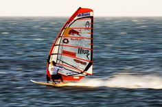 One of the best windsurfers