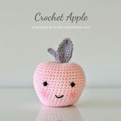 Tutorial Crochet Apple