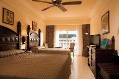 La habitación doble en Costa Rica. Es muy grande y caro.