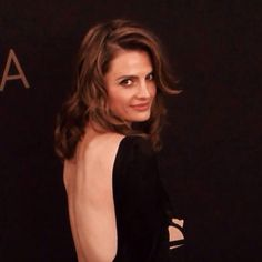 Stana Katic attends the LA Philharmonic's Opening Night Concert and Gala #stanakatic