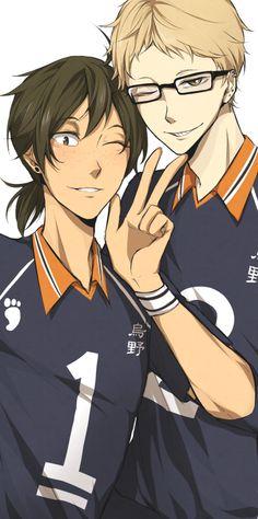 Dumb Volleyball Boyfriends