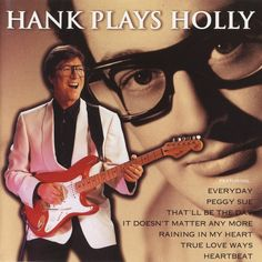 Hank Marvin - Hank Plays Holly (1996) (Lossless)