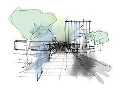 'conceptual sketch' Joaquim Meira 2013