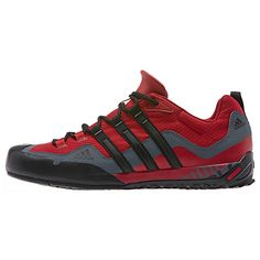 (adidas) Terrex Swift Solo Shoes [Vista Green/Black/Solar]