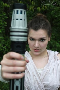 Rey Cosplay by lodakita on DeviantArt