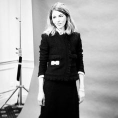 Sofia's girls — Sofia Coppola in Chanel at the Cannes Film...