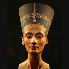 On Biography.com, get the story of Nefertiti, the ancient Egyptian queen depicted in sculpture whose name means 'the beautiful one has come.'