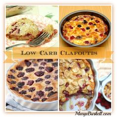 The hubby and I are invited to the beach for a few days next week... it will be nice to finally get away... and I am taking a couple of these with me! SUPER simple and SUPER delicious!!!  Have you ever made clafoutis? What's YOUR favorite combination of fruit and/or nuts?