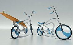 surf bike rack