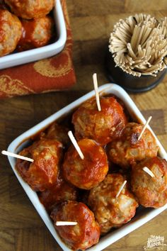 Champagne Turkey Meatballs