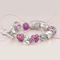 Pandora bracelet Valentine's day 2016