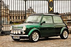 Looking for the MINI Classic of your dreams? There are currently 32 MINI Classic cars as well as thousands of other iconic classic and collectors cars for sale on Classic Driver. White Mini Cooper, Mini Cooper Classic, Mini Cooper For Sale, Classic Mini, Mini Moris, Best Car Photo, Rover Mini Cooper, Classic Cars British, Mini Copper
