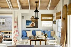 SUMMER BOATHOUSE - Mark D. Sikes: Chic People, Glamorous Places, Stylish Things