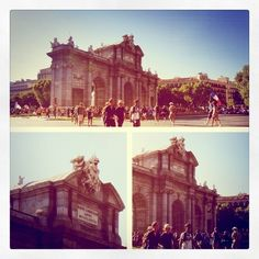 Puerta de Alcala // Madrid, Spain