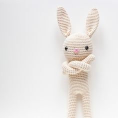 ༺༺༺♥Elles♥Heart♥Loves♥༺༺༺ ........♥Crochet Amigurumi♥........ #Amigurumi #Patterns #Crochet #Softies #Childrens #Toys #Handmade #Teddy #Doll #Tutorial #Patterns #Collectable~ ♥Tiny Happy Fox  Rabbit