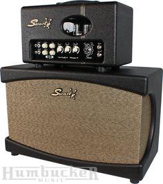 swart - space tone stereo head & cab. dual creambacks.