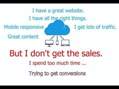 Improve Traffic and Conversions for your Website.