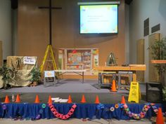 UMCTO wow VBS Assembly stage