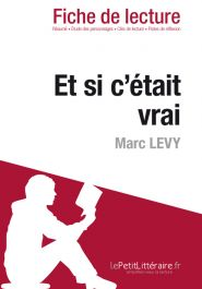 Et si c'était vrai de marc levy (fiche de lecture) – elena pinaud – lePetitLittéraire.fr  http://www.phonereader.com/products-page/under-ten/et-si-cetait-vrai-marc-levy-dossier-lycee-elena-pinaud-primento-editions