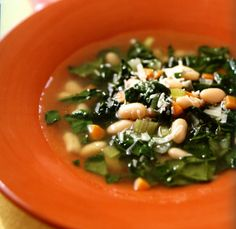 Tuscan Bean Soup with Kale - Rebecca Katz, MS, Author, Educator & Culinary Translator