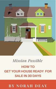Even in a seller's market you can't just throw your house up on a website and expect it to get top dollar without doing anything to it. This How To guide gives you a step-by-step, day-by-day outline of working your way through the house to ensure it looks its best come 1st day on the market.