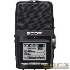 Buy Zoom H2n Handy Recorder Portable Digital Audio Recorder At Rs.17,750 Features :- Ultra-Portable Design, 5 Integrated Microphones Cash on Delivery Hassle FREE To Returns Contact # (+92) 03-111-111-269 (BnW) #BnWCollections #Zoom #Handy #Recorder #Portable #Digital #Audio